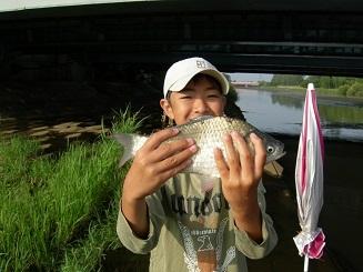 カイ26発寒川河口尺上.JPG